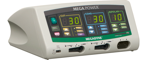 MEGA POWER™ Electrosurgical Generator