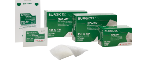 SURGICEL SNoW™ Absorbable Hemostat